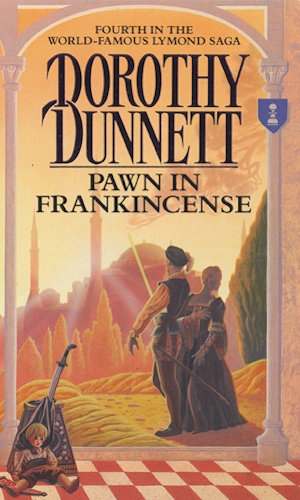 Pawn in Frankincense - Arrow