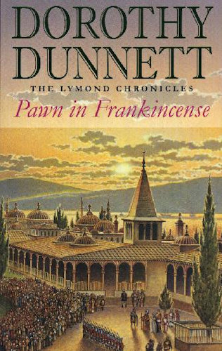 Michael Jospeth and Penguin Pawn in Frankincense