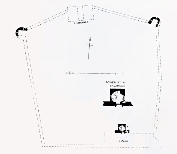 Plan of Boghall