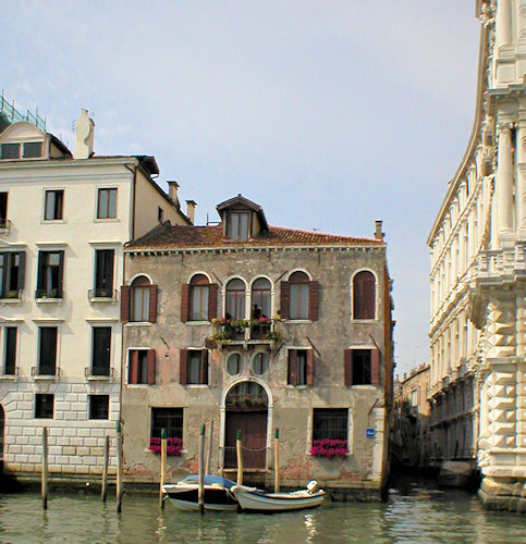 House on the Grand Canal